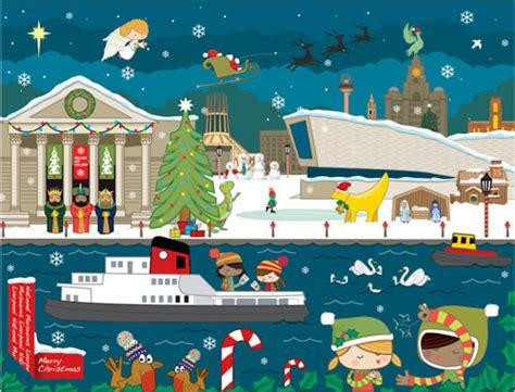 Calendario Liverpool Advent Calendar Liverpool Museums