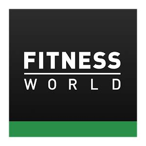 Fitness World Logo 9 fitness world android apps p 229 play