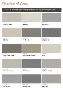 shades of gray colors paints from hirshfield s benjamin moore color stories