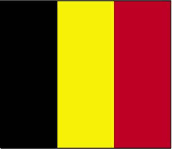 black yellow red flag belgium flag description government