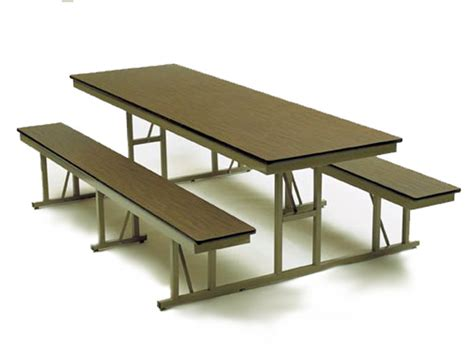 cafeteria bench barricks standard cafeteria bench table 30 quot w x 96 quot l nb 8 30 p cafeteria tables