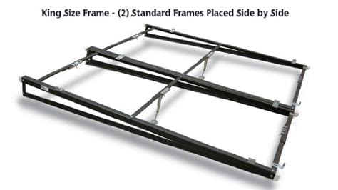 Beds Up Bed Elevating Inclined Frame Insert King Size Inclined Bed Frame