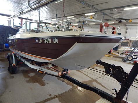 muskie boats crestliner 775 muskie boat for sale from usa