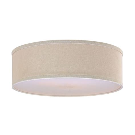 50cm drum l shade kit linen drum shade ceiling light 28 images danville
