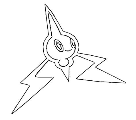 Pokemon Coloring Pages Rotom | coloring pages pokemon rotom drawings pokemon