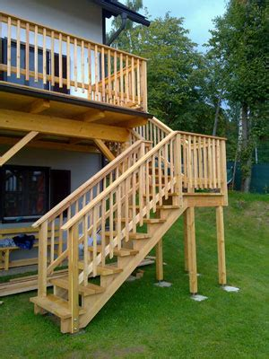 Holztreppe Au En Bauanleitung 3518 by Treppenstufen Erneuern Holz Massivholz Treppenstufen