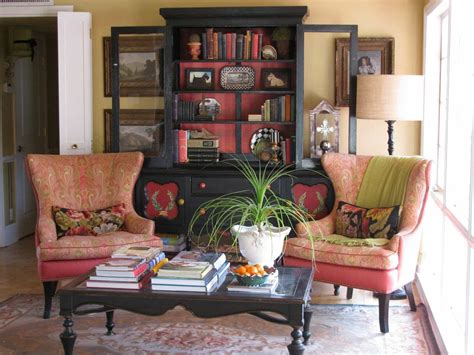 Colorful Chairs For Boho Living Room Idea Chic And Cozy Colorful Living Room Chairs