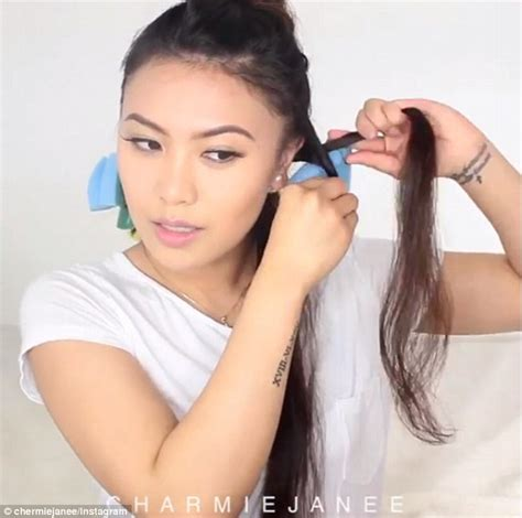 blogger beauty instagram beauty bloggers are creating perfect heatless