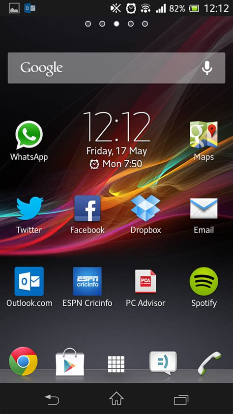 android set home screen how to add bookmarks to home screen in android pc advisor
