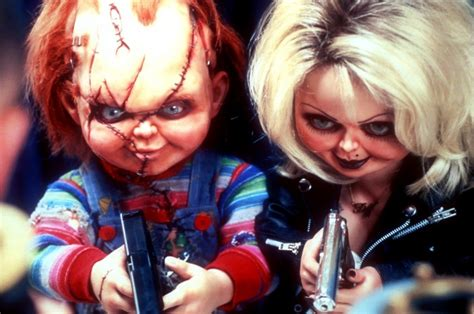 chucky s bride of chucky 2 images chucky and tiffany hd wallpaper