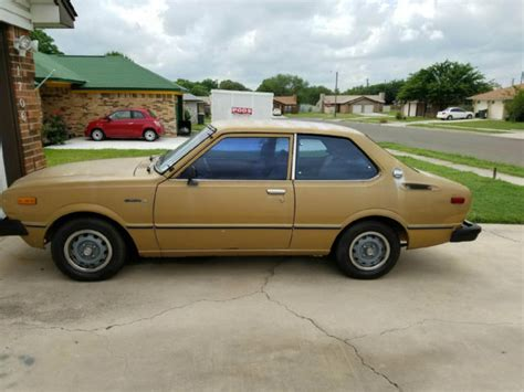 1979 Toyota Corolla For Sale 1979toyotacorolla For Sale Toyota Corolla 1979 For Sale