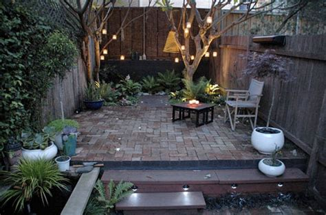courtyard backyard ideas creative courtyards the owner builder network