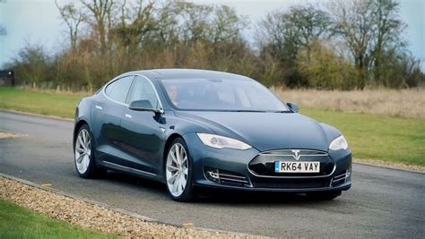 Tesla Model S Uk Tesla Model S P85 Review The Car Of The Future Is