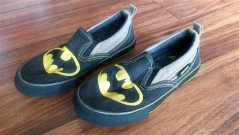 batman tennis shoes for free batman tennis shoes size 12 5 shoes listia