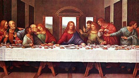 la ultima cena de jesus y sus discipulos revelan qu 233 comieron jes 250 s y los ap 243 stoles en la 218 ltima cena jes 250 s semana santa pascua