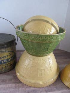 pantry shelves vintage bowls vintage mixing bowls pottery