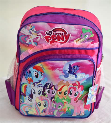 Tas Ransel Sekolah Anak Sd My Pony 5 Dimensi Gmbr Rubah2 1 jual tas anak sd ransel pony ukuran besar sekolah perempuan disney rinjanii store