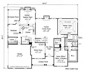 house plans keeping rooms home design and style