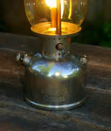 Small Cabin In The Woods coleman 242c pressure lantern made in 1948 the woods life