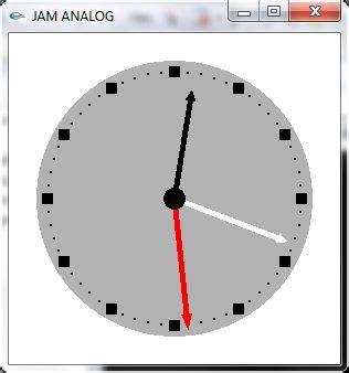 membuat jam analog dari kardus liphoe membuat jam analog menggunakan opengl
