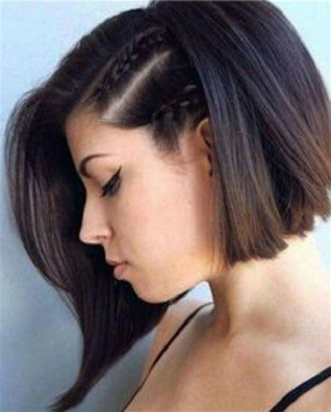 peinados de fiesta para pelo no tan largo peinados para fiesta de noche pelo corto