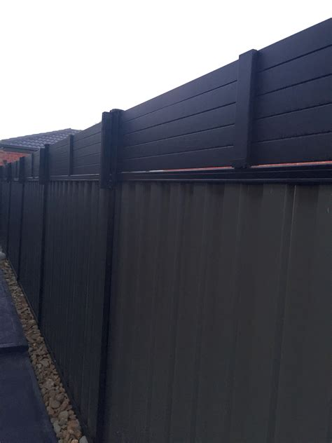 fence extension  extra privacy page  bunnings