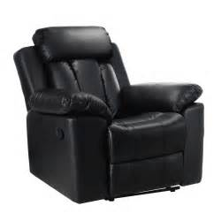cranbrook leather reclining armchair next day delivery