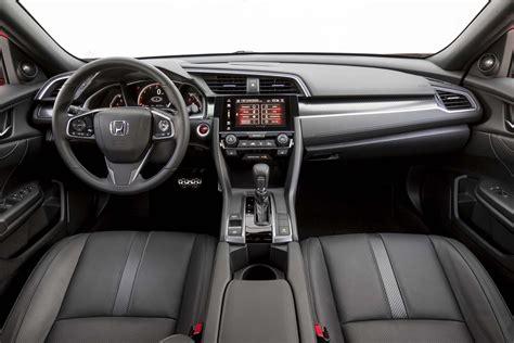 honda civic 2017 interior 2017 honda civic hatchback first drive incremental