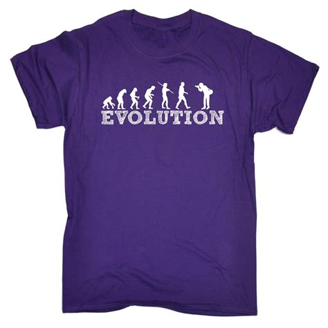 T Shirt Photographer Evolution evolution photographer mens t shirt birthday gift photography artist