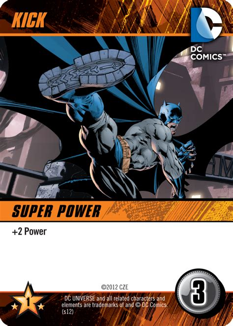 Dc Deck Building Card Templates the batman universe dc comics deck building coming