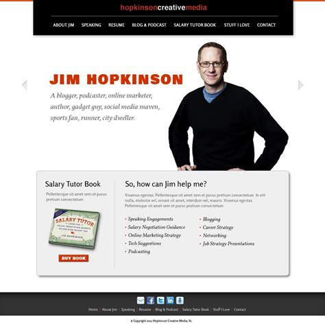 awesome personal website design ideas gallery decorating