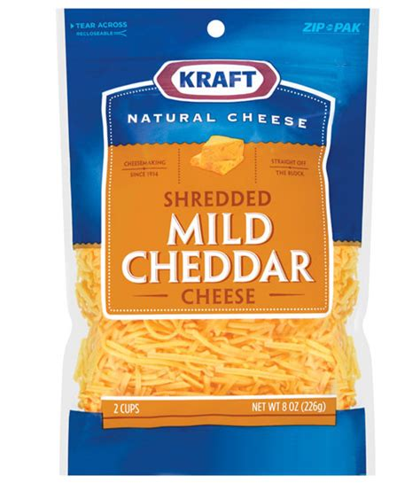 Diy Christmas Decorating Ideas Home by Kraft Natural Shredded Mild Cheddar Cheese Review
