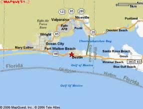 map florida destin map of destin fl citylondonhotel