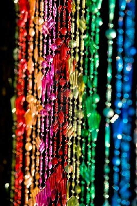 17 Best Images About Beaded Curtains On Pinterest Home Glass Beaded Door Curtains