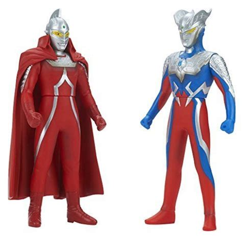 Ultraman Family Set 4 bandai ultra seven ultraman zero 50th special set ebay