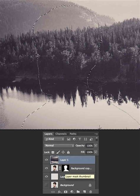 double exposure effect photoshop tutorial by spoongraphics collection of double exposure effect photoshop tutorial