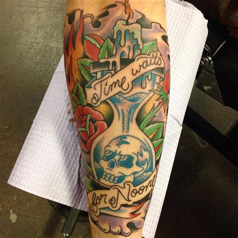 tattoo time 85 best hourglass designs and meanings time is
