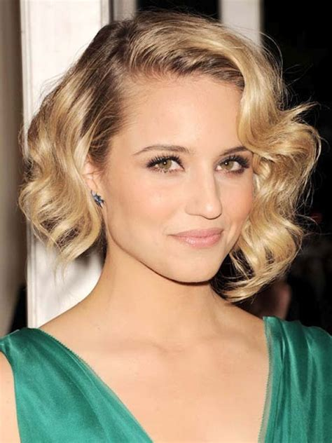 bobs for wavy hair short curly wavy bob hairstyle newhairstylesformen2014 com