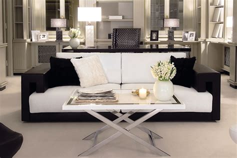 Versace Living Room Design by Versace Sofa Collection