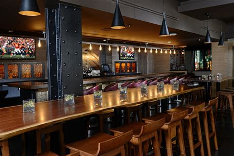 Top Ten Bars In Denver by Stonebridge Companies Range Restaurant In Downtown Denver