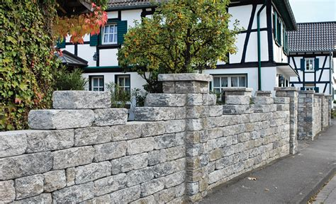 gartenmauer selber bauen gartenmauer wege z 228 une selbst de