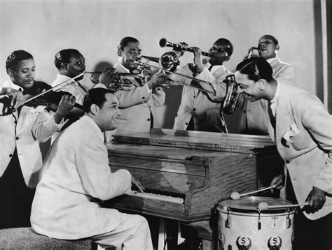 new york swing band from the archives jazz great duke ellington dies in new