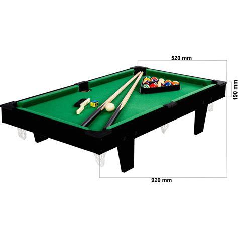 mini tavolo da biliardo mini tavolo da biliardo accessori 92x52x19cm scuro
