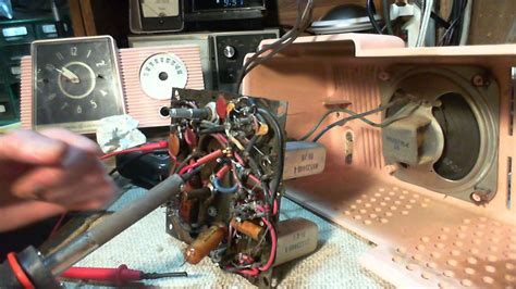 replacing filled capacitors replacing paper capacitors 28 images restoration on my 1947 andrea vj12 b w tv replacing