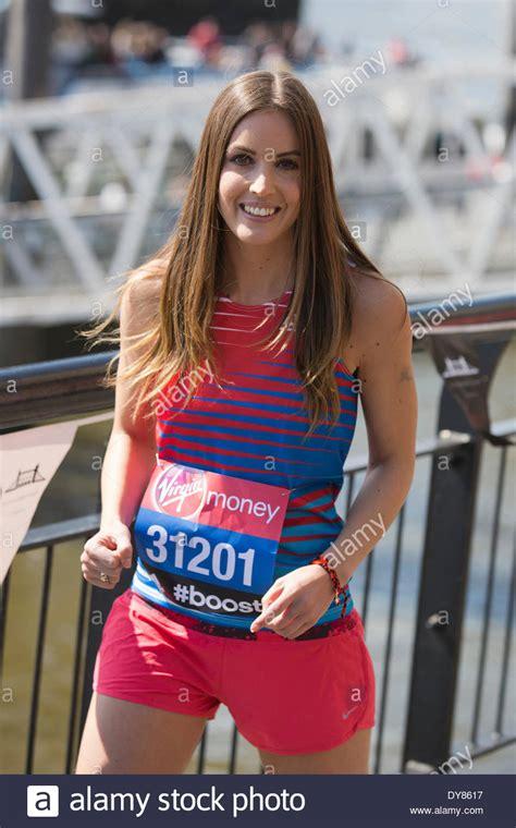uk sports celebrities london uk 9 april 2014 pictured sky sports presenter