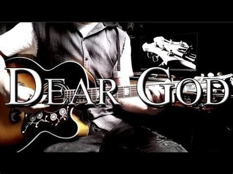 tutorial drum dear god a7xnewstv dear god drum guitar cover extended solo