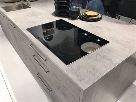 Kitchen Island With Marble Top The Imperfect Beauty Of Concrete Countertops