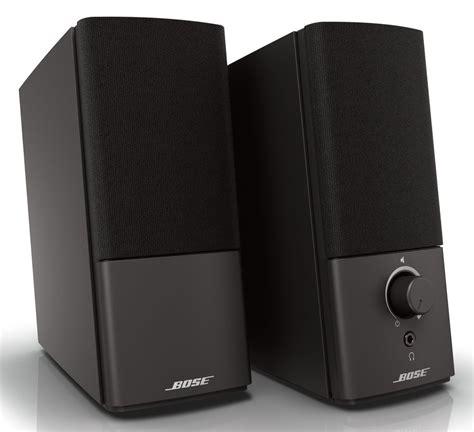 Speaker Laptop bose companion 2 series iii black computer speaker system new version 3 17817602853 ebay