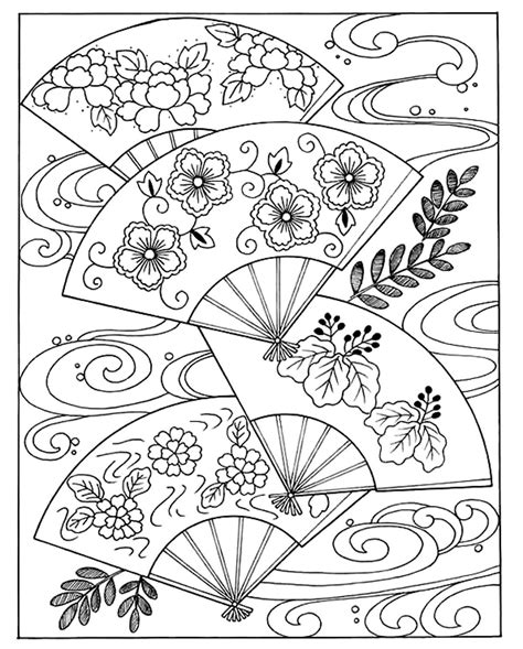 free coloring pages japanese japanese koi coloring pages coloring home