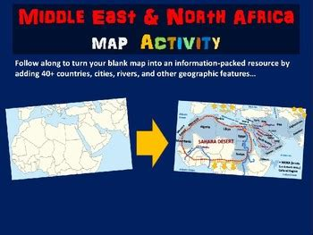 mena middle east north africa map activity follow